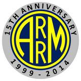 ARRM Logo - 15th Anniversary