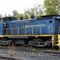 Big Eagle Railroad SW1500 01 at Winifrede Jct, WV