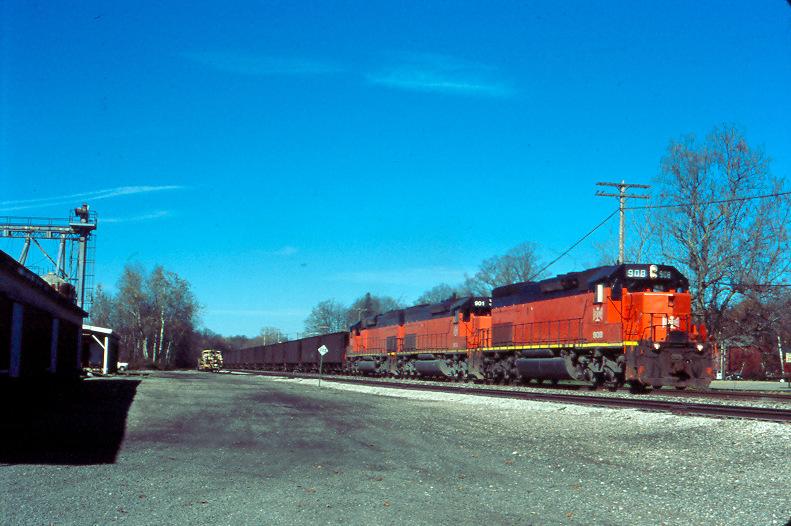 B&LE 908 Conneautville, PA