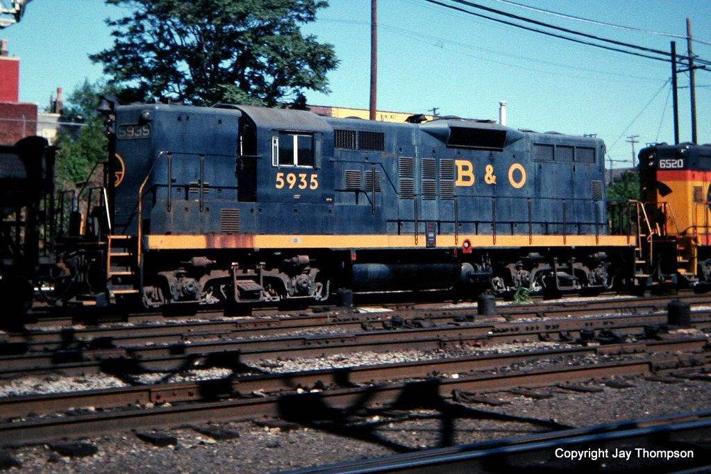 B&O 5935 Covington, KY