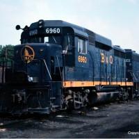 B&O 6960 DeCoursey, KY