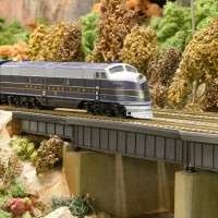 B&O E-6 model by Ed Lorence