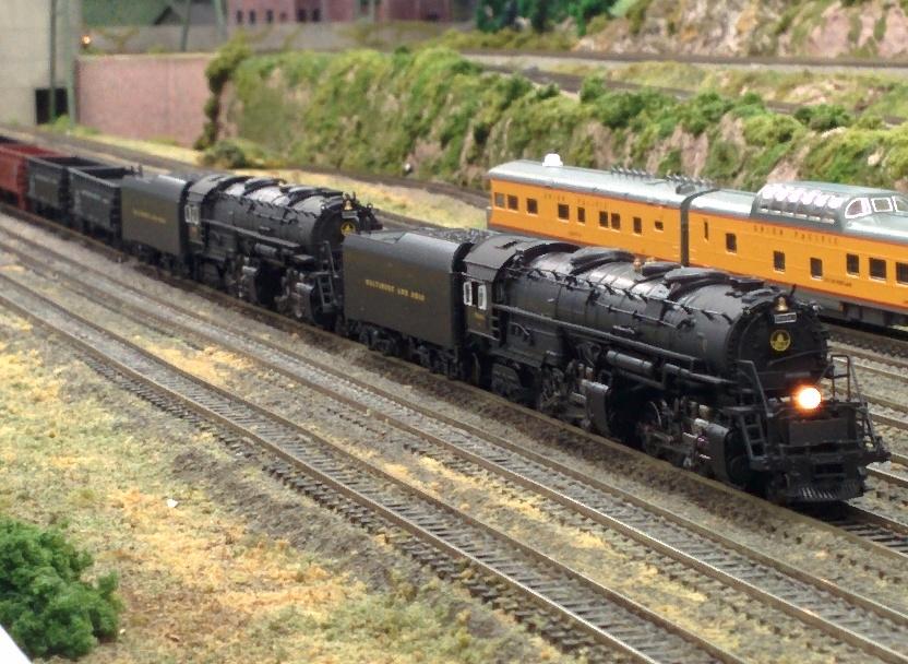 BO EM1 N-scale models