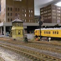 B&O Grafton Station model by Ed Lorence