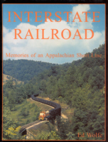 Interstate Railroad Memories - Cover
