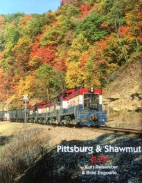 Book Pittsburg & Shawmut in Color book review