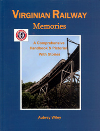 Virginian Railway Memories Book