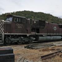 A&O CEFX 125 Burnsville, WV