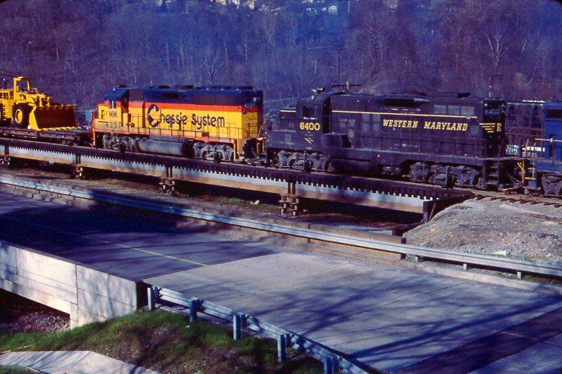 Chessie 4257 Oak, PA