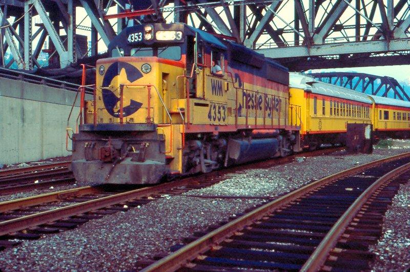 Chessie 4353 Pittsburgh, PA