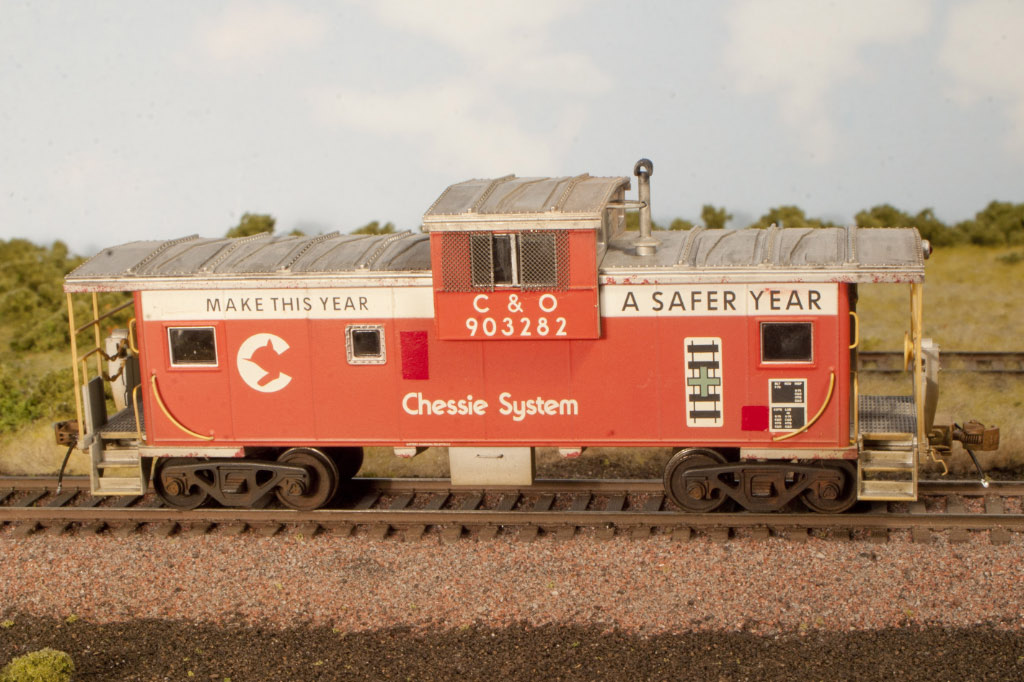 Chessie safety cab by Kevin Kayser