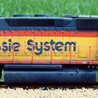 Chessie SD40 by Kevin Yackmack