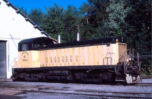 C&I SW1200 at Colver, PA -Richard Louderback