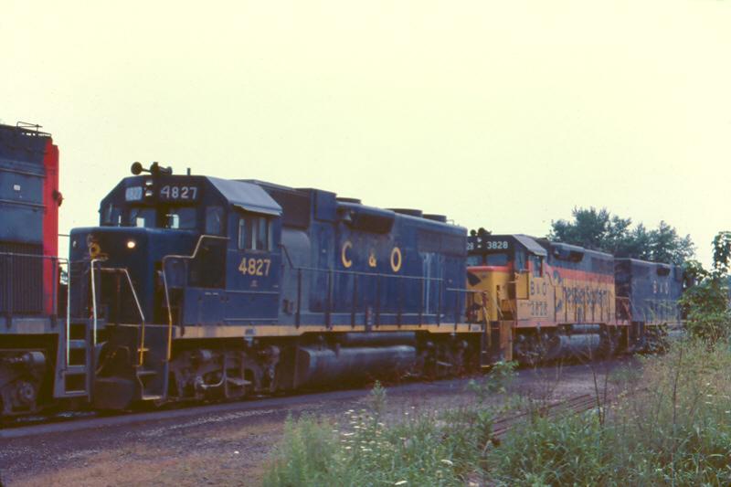C&O 4827