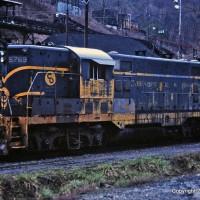 C&O 5769 Dunham, KY