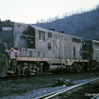 C&O 5811 Shelby, KY