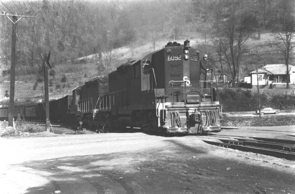 C&O 6092 Elkhorn City, KY