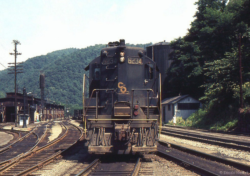 C&O 6234 Thurmond, WV