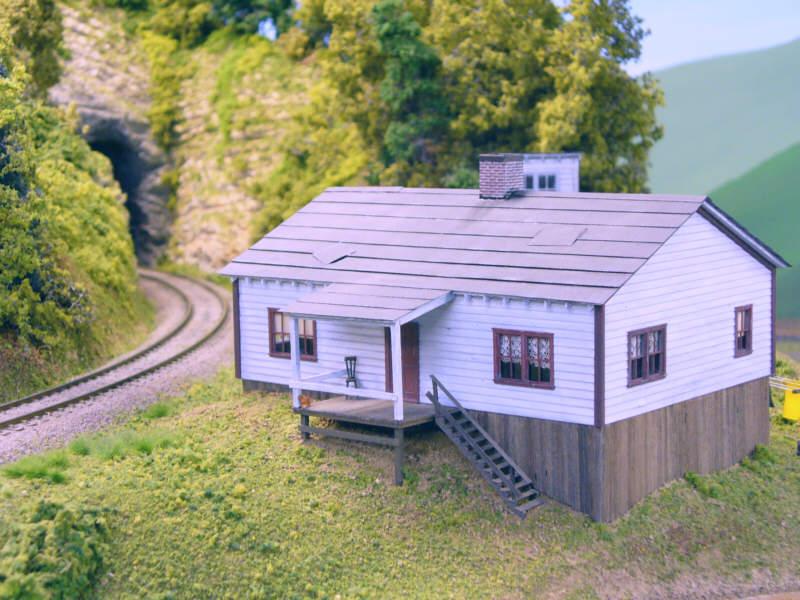 C&O Appalachian house by Brian Kelly