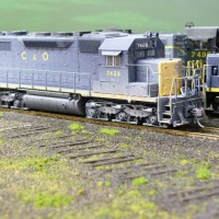 C&O SD35 by Brian Kelly