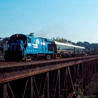 Conrail 1933 Easton, PA