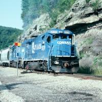 Conrail 2039 CP BROW, PA