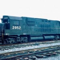 Conrail C430 2052 Mingo Jct, OH