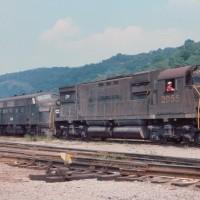 Conrail 2055 Wierton, WV