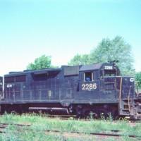 Conrail GP35 2286