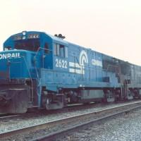 Conrail U25B 2622