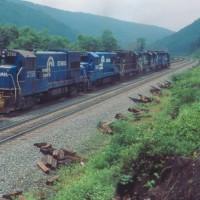 Conrail 2755 Altoona, PA