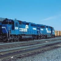 Conrail 3218 Allentown, PA