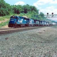 Conrail 3356 Altoona, PA
