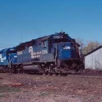 Conrail 3396