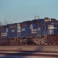 Conrail 6075 Cresson, PA