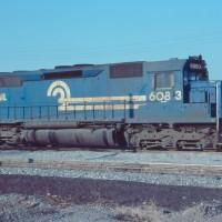 Conrail SD45 6083 Cresson, PA