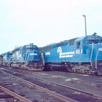 Conrail 6122 Altoona, PA