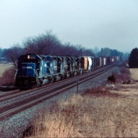 Conrail 6261 Alburtis, PA
