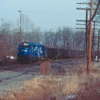 Conrail 6339 Blandon, PA