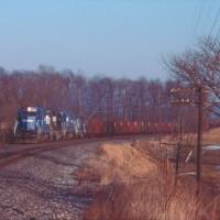 Conrail 6354 Sheridan, PA