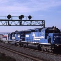 Conrail 6368 Tipton, PA