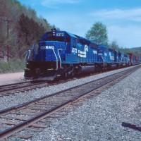 Conrail 6372 Summit, PA