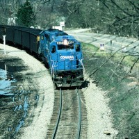 Conrail 6386 Millsboro, PA