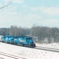 Conrail 6507 Allentown, PA