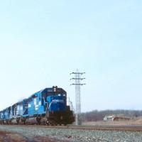 Conrail 6511 Sheridan, PA