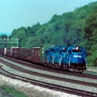 Conrail 6517 Bellwood, PA