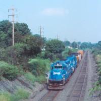 Conrail 6518 Wernersville, PA