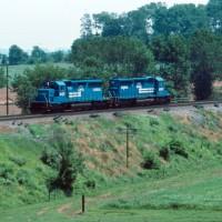 Conrail 6519 Sheridan, PA