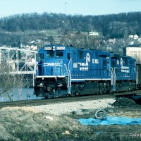 Conrail 6565 Brownsville, PA