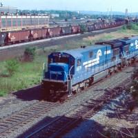 Conrail 6579